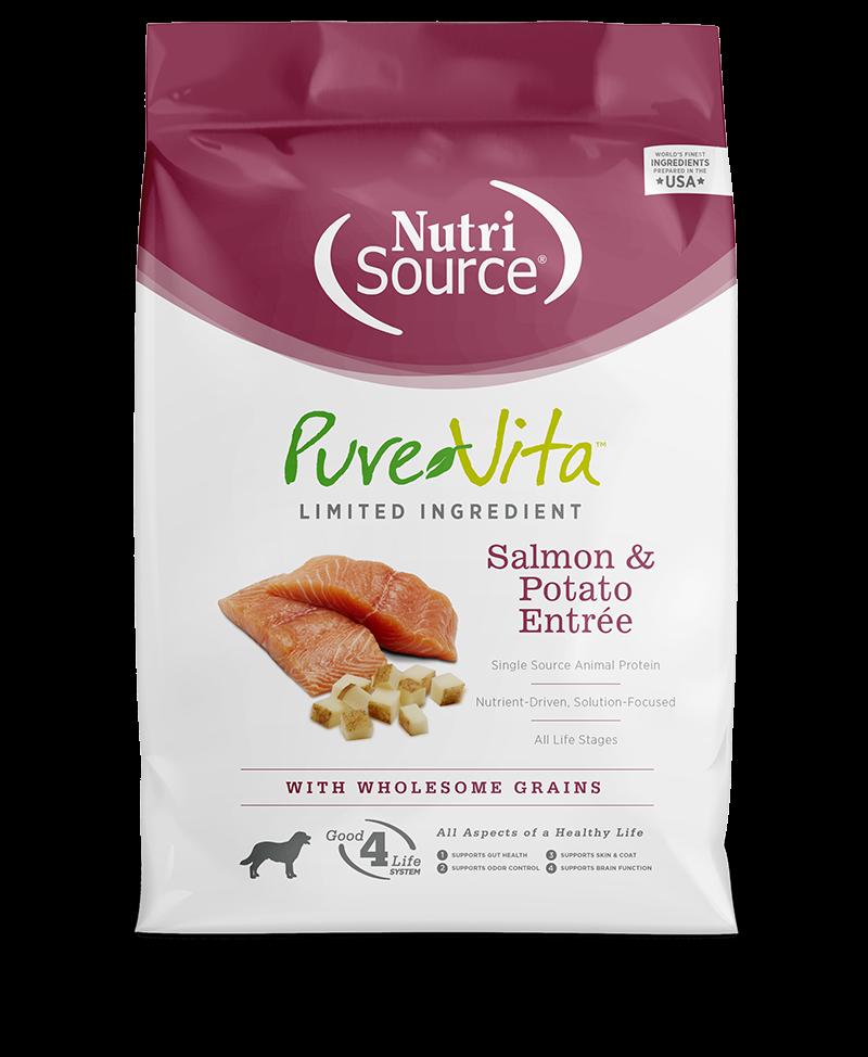 PureVita Salmon & Potato Entree