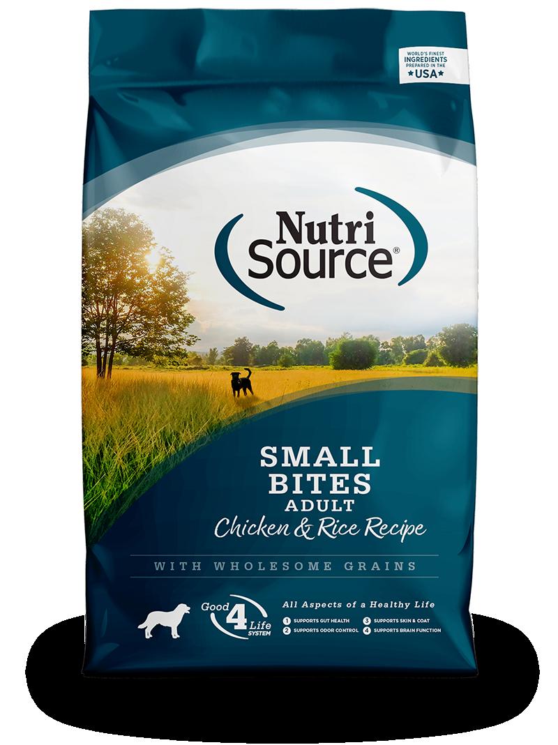 Small Bites Adult Chicken & Rice Recipe